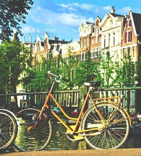 European Destinations - Stag Weekends - Amsterdam