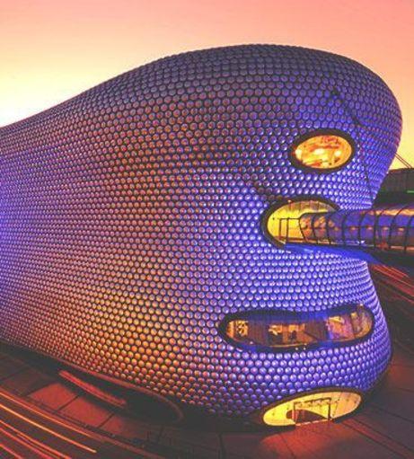 UK Destinations - Stag Weekends - Birmingham