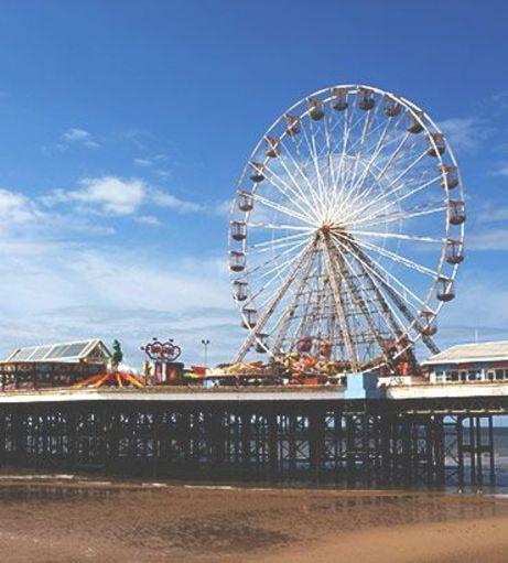UK Destinations - Stag Weekends - Blackpool