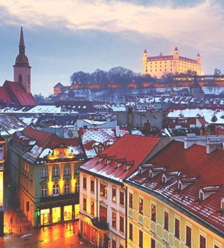 European Destinations - Stag Weekends - Bratislava