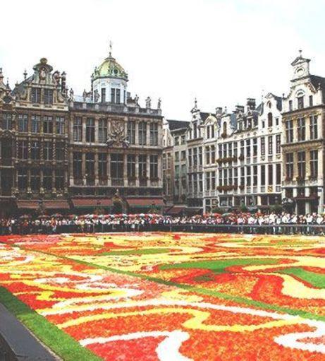 European Destinations - Stag Weekends - Brussels
