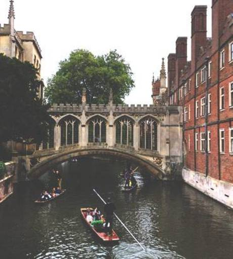 UK Destinations - Stag Weekends - Cambridge