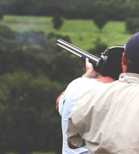 Cambridge Stag Party Package - Clay Shooting