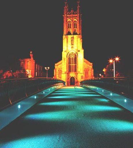 UK Destinations - Stag Weekends - Derby