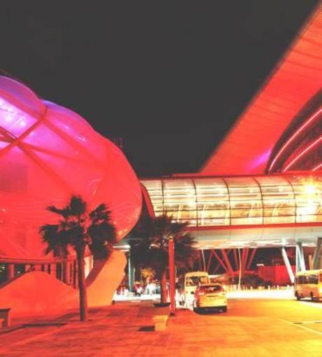 Dubai Stag Do Ideas - Ferrari World Tour