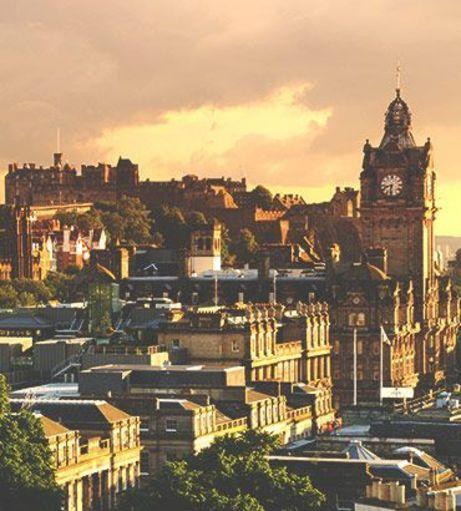 UK Destinations - Stag Weekends - Edinburgh