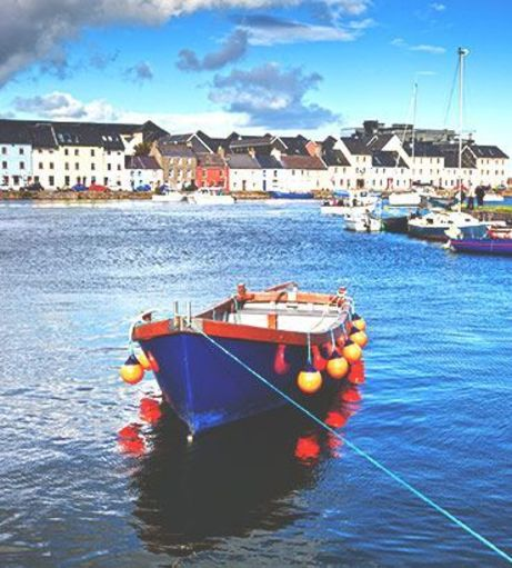 European Destinations - Stag Weekends - Galway