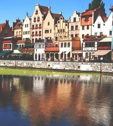 European Destinations - Stag Weekends - Gdansk