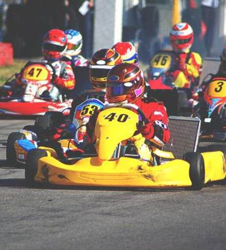 Gdansk Stag Party Packages - Karting