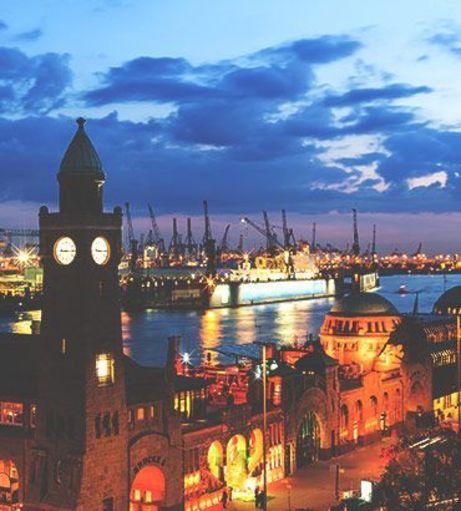 European Destinations - Stag Weekends - Hamburg