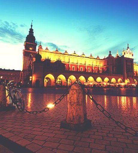 European Destinations - Stag Weekends - Krakow