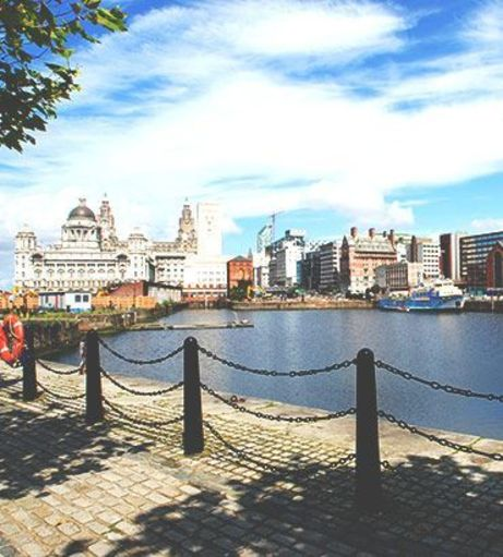UK Destinations - Stag Weekends - Liverpool