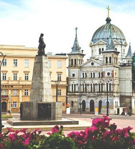 European Destinations - Stag Weekends - Lodz
