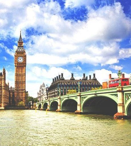 UK Destinations - Stag Weekends - London