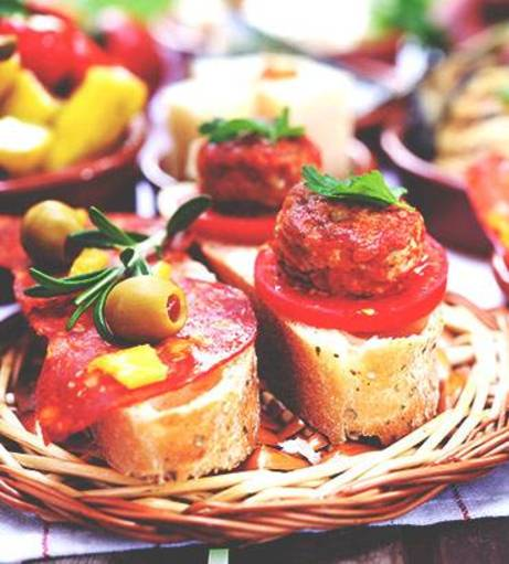 Madrid Stag Do Ideas - Tapas Tour