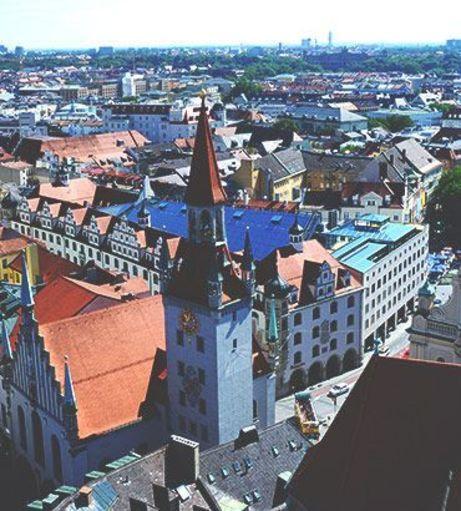 European Destinations - Stag Weekends - Munich