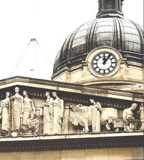UK Destinations - Stag Weekends - Nottingham