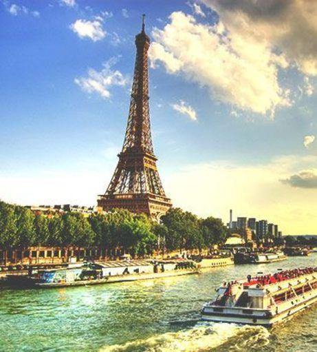 European Destinations - Stag Weekends - Paris