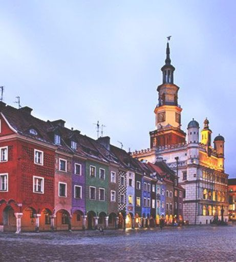 European Destinations - Stag Weekends - Poznan