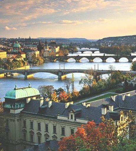 European Destinations - Stag Weekends - Prague