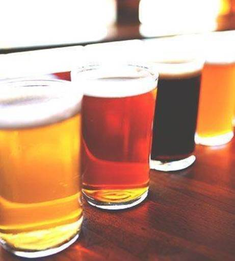 Reading Stag Do Ideas - Craft Beer Tasting