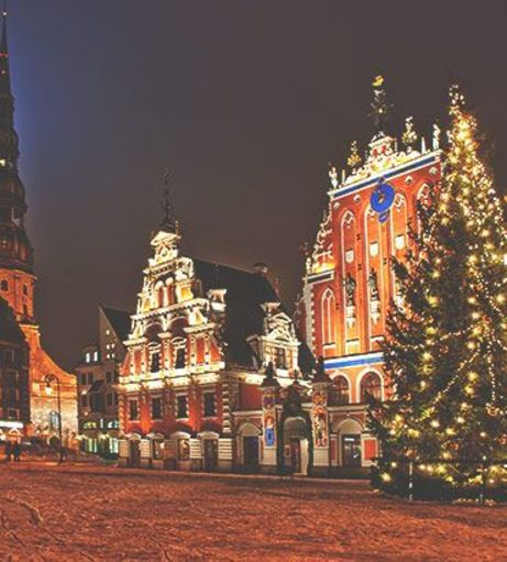 European Destinations - Stag Weekends - Riga
