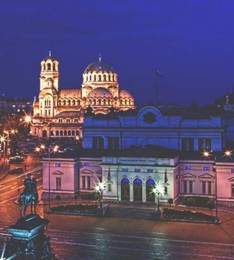 European Destinations - Stag Weekends - Sofia