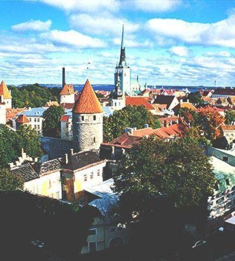 European Destinations - Stag Weekends - Tallinn
