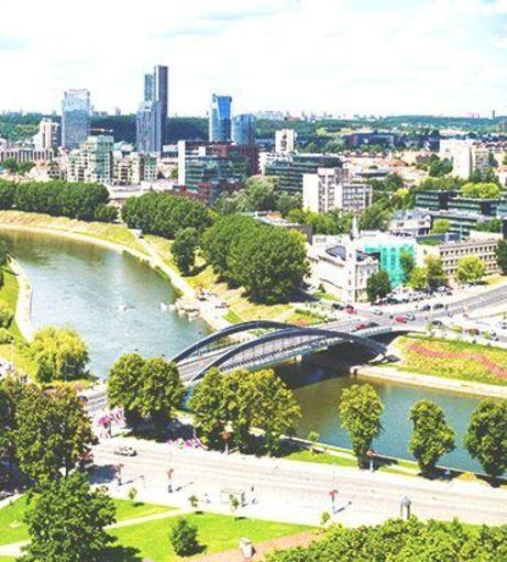 European Destinations - Stag Weekends - Vilnius
