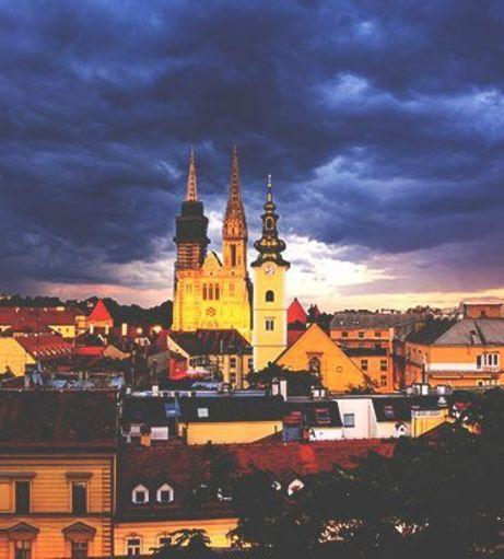 European Destinations - Stag Weekends - Zagreb